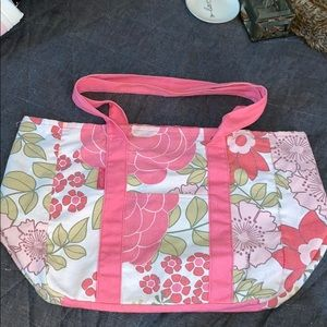 Packable Canvas tote